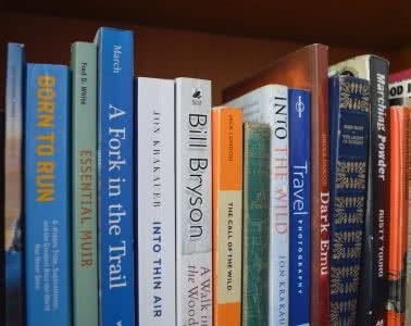 7 Must-Read Books For Your Adventurous Soul, Saphira Schroers, bookshelf, library, compendium, collection, inspiration