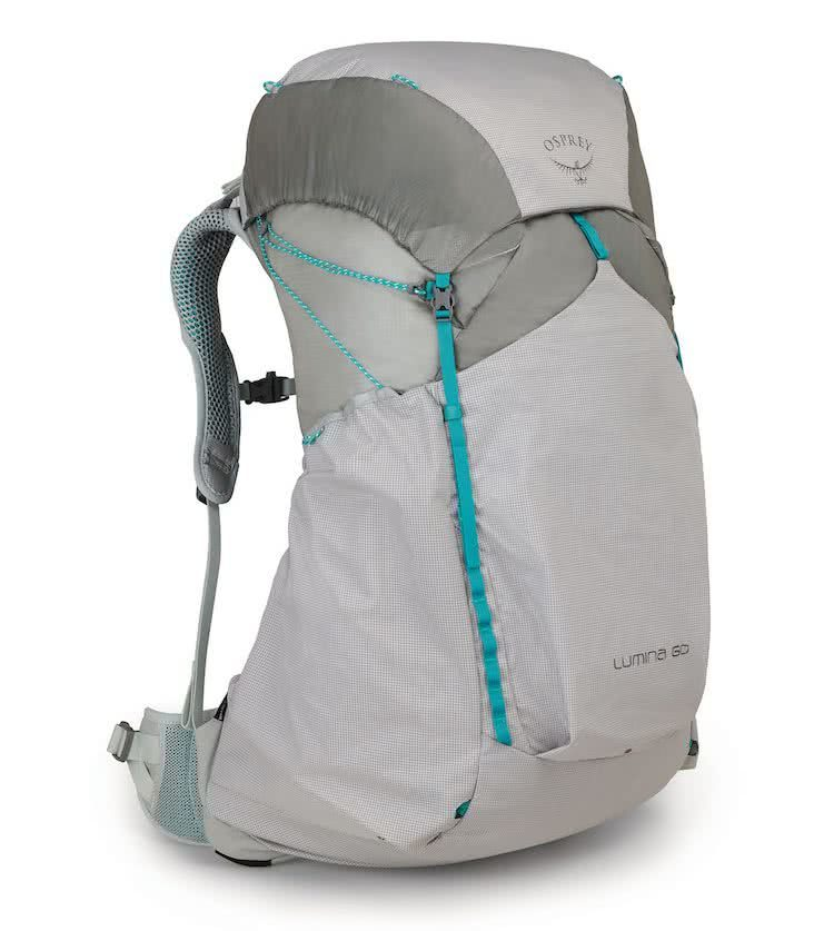 Osprey_Lumina, 60 litre, backpack, ultralight
