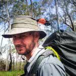 Cary Leabeter, Andy Hamilton human nature adventure therapy, bush, HNAT at-risk teens, canoeing, mentor, teenager, hiking
