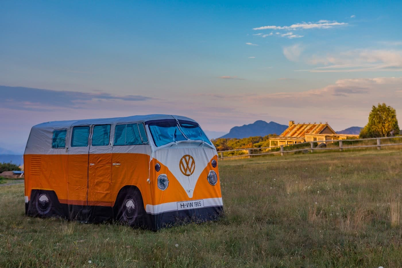Rob Embury, Kombi Tent review