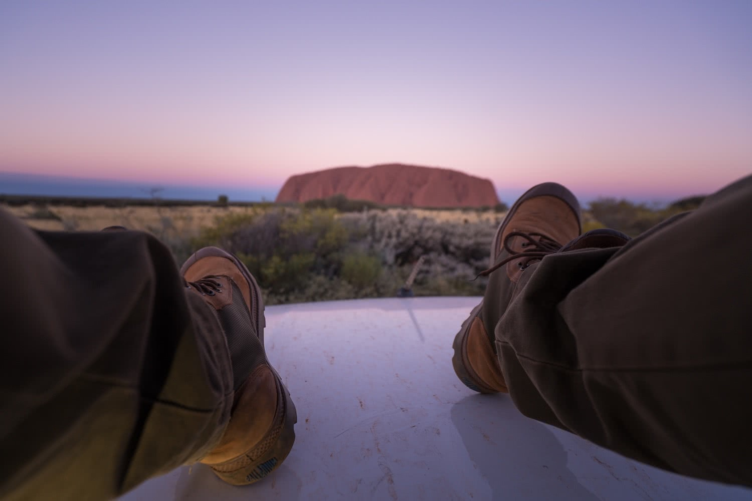 kings canyon to uluru, rob mulally, outback way, longest shortcut, outback, red centre, uluru