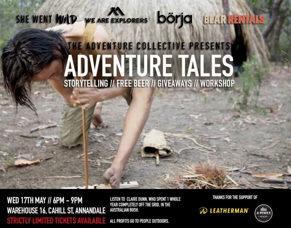 Adventure Tales Claire Dunn