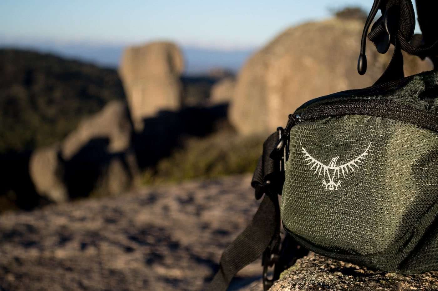 Dan Parkes, Gear review // osprey aether 60ag, Half-packed in the Never Never