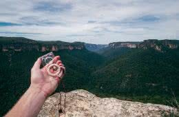 Luke Mallinson blue mountains navigation weekend wilderness escapes marketing bmac