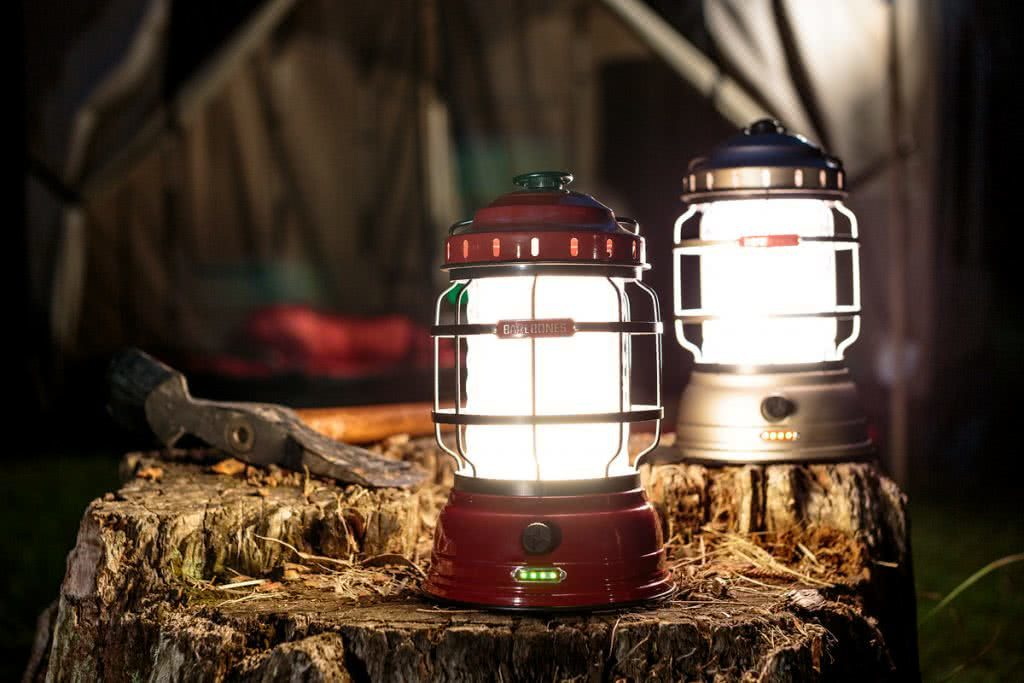 Barebones Living At The AMK Glamp Out // Product Launch, Liam Hardy, Forest-Lantern-Light, glow, lit, tent entrance