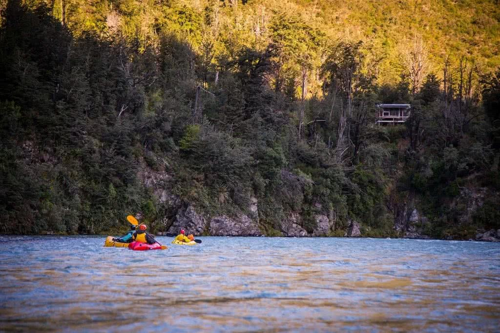 Ode To The River // Canyoning And Packrafting In New Zealand, Xavier Anderson, paddles, water, gorge, hut