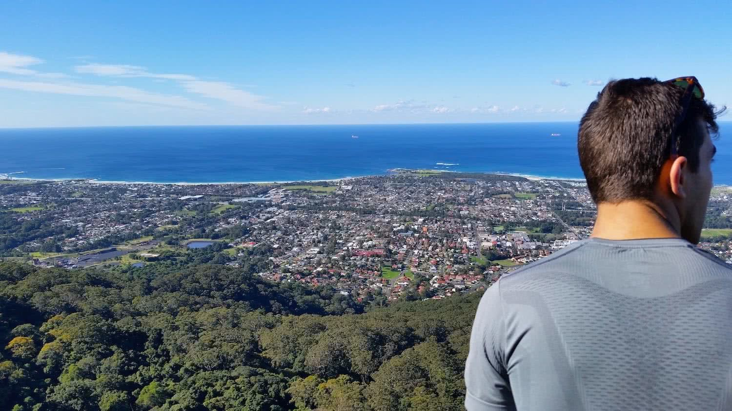Brokers Nose, nicholas di genni, illawarra, best walks, microadventure, lookout