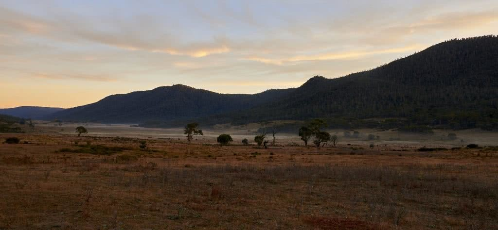 Gabby And Neil Massey // Explorer(s) Of The Month - May '18, Orroral Valley, Namadgi, trees, plains, mountains, distance, space