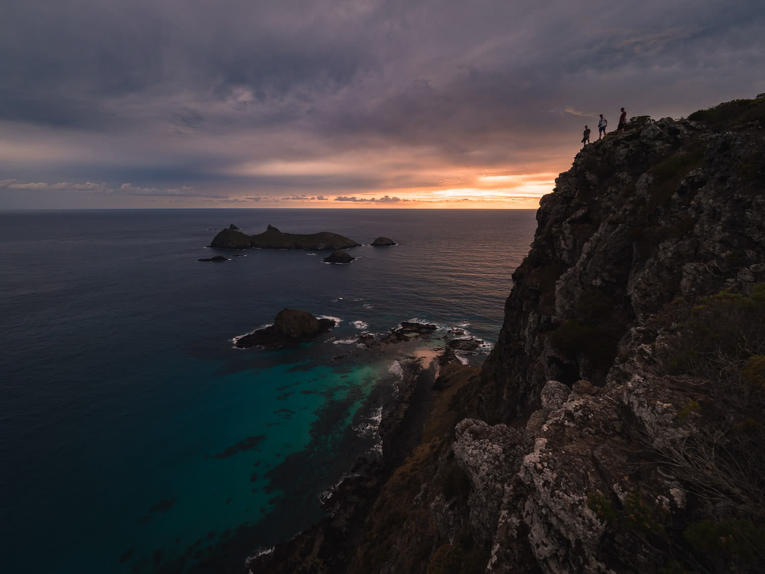 Lord Howe Island's Photography Hot Spots, Matt Horspool, islands, sunset, horizon, ocean, water, turquoise, sunset, clouds