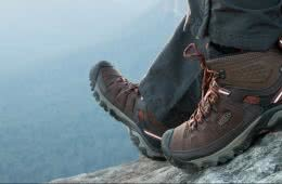 Rachel Dimond, Keen Targhee EXP, Gear Review, boot, shoe, hiking, view, valley