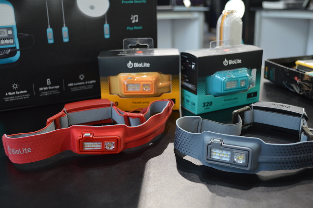 tim ashelford, outdoor retailer australia, new gear, 2018, biolite, head torch