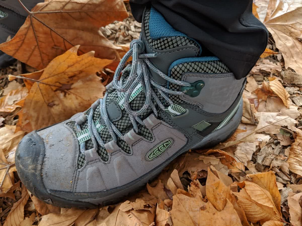 Rachel Dimond, Keen Targhee EXP, Gear Review, boot, shoe, hiking