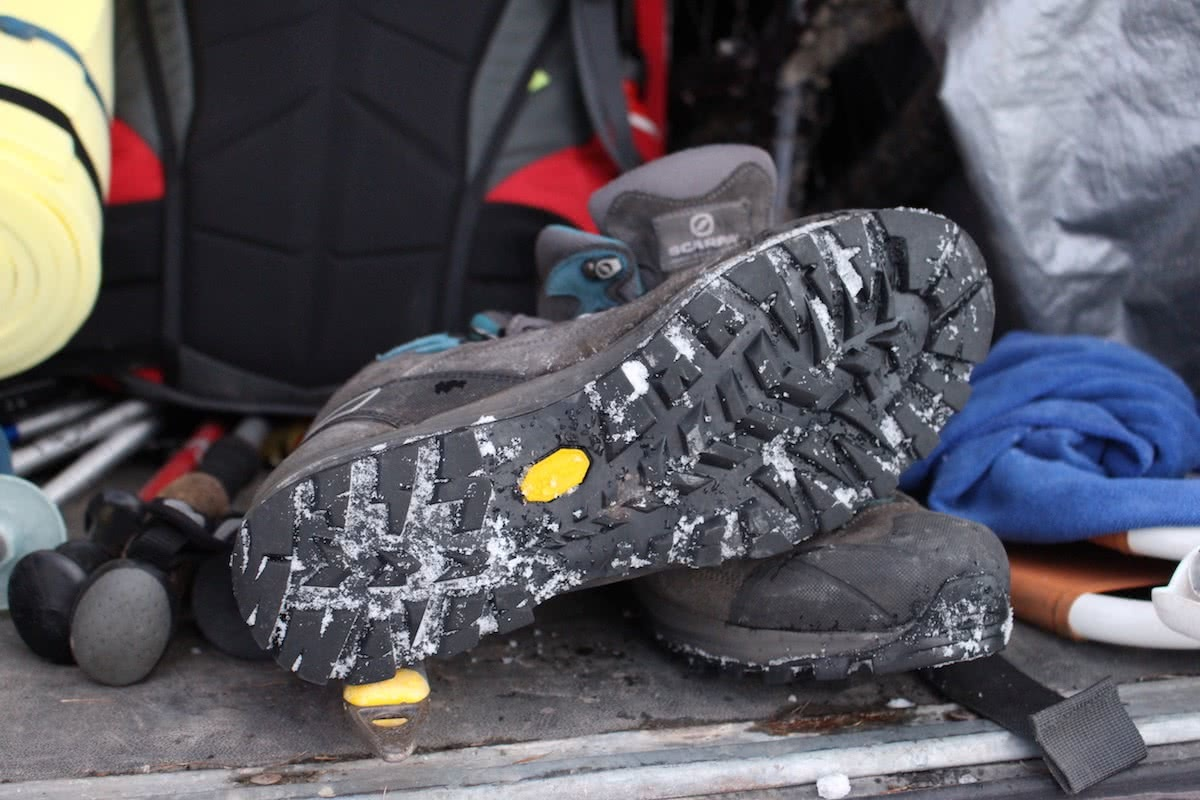 Scarpa kailash trek gtx, gear review, boot, hiking boot, tim ashelford