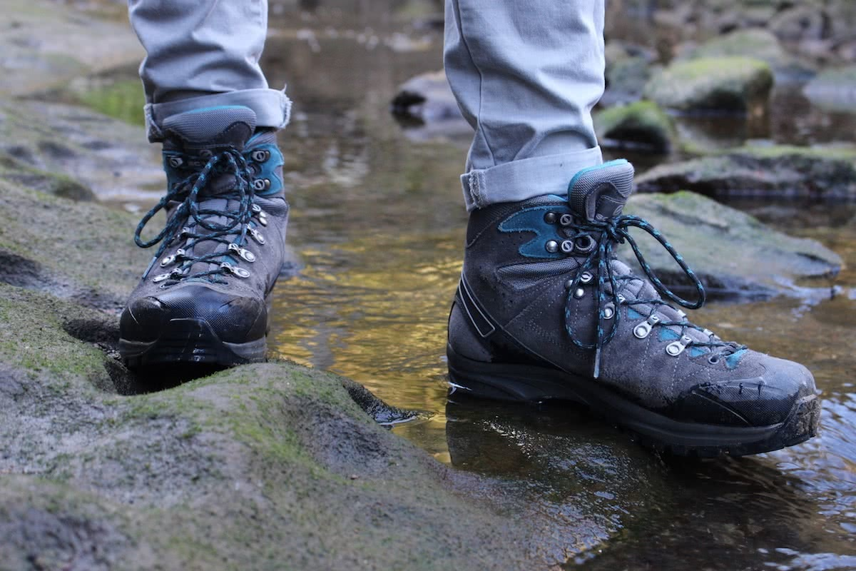 Scarpa kailash trek gtx, gear review, boot, hiking boot, evan andrews photo