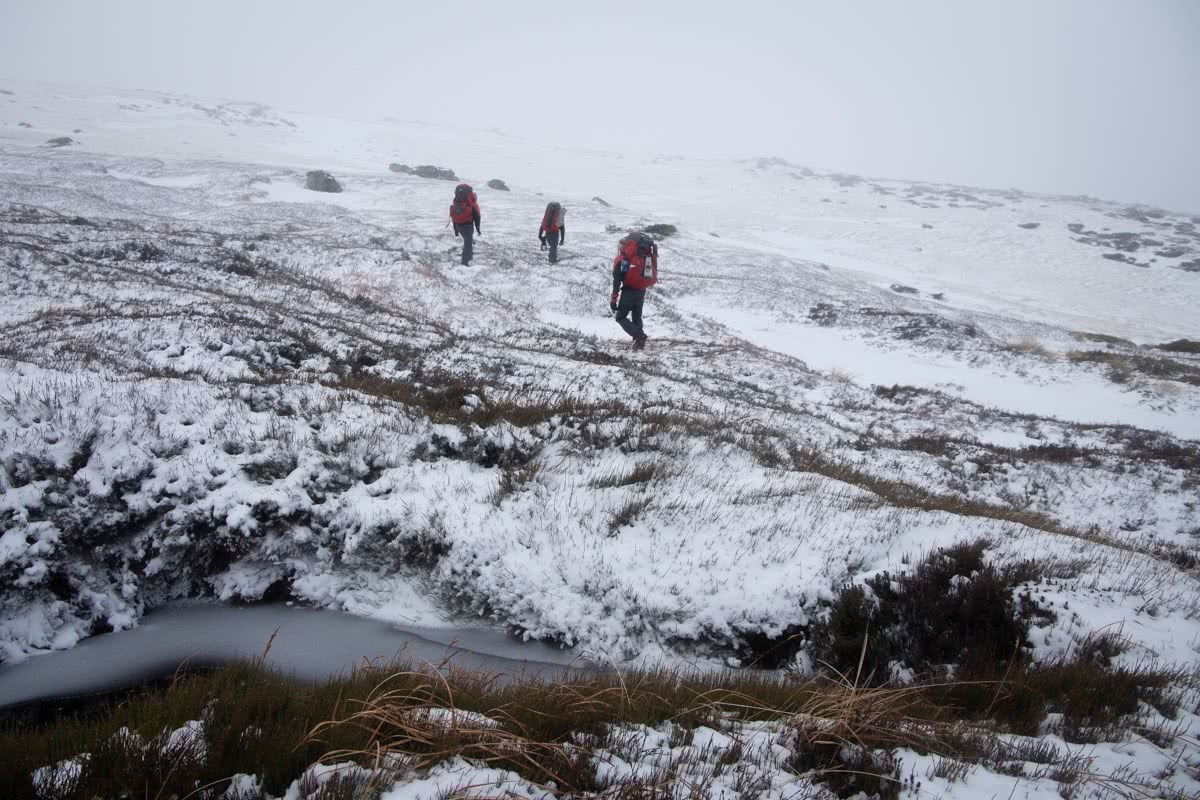 Rachel dimond, kathmandu X We Are Explorers Alpine Trip, Tips for your first winter trip into the backcountry from someone who has been there, snowy mountains Kosciuszko National Park, nsw