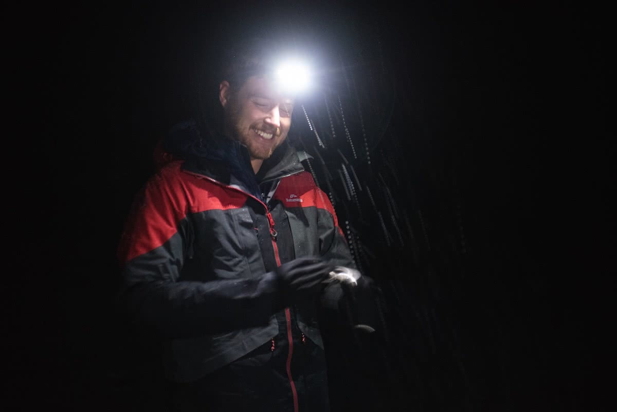Adrian Macenon, Kathmandu, xt series gear test, snowy mountains, kosciuszko national park, nsw, headtorch