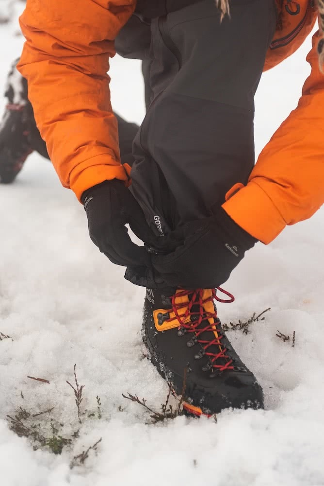 Adrian Macenon, Kathmandu, xt series gear test, snowy mountains, kosciuszko national park, nsw, shoelaces, boots