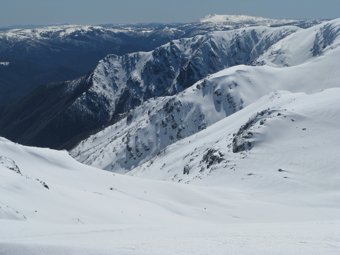 The Big 3 // Best Winter Backcountry Trips In Australia, Cam Walker, snow, slopes, mountains, wilderness, backcountry