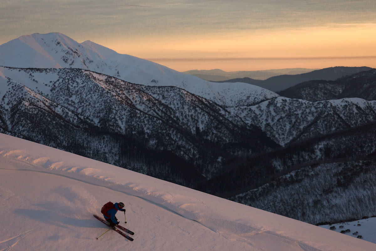 Tim Clark, my wild home, backcountry, trips, skiing, snowboarding, kosciuszko, backcountry