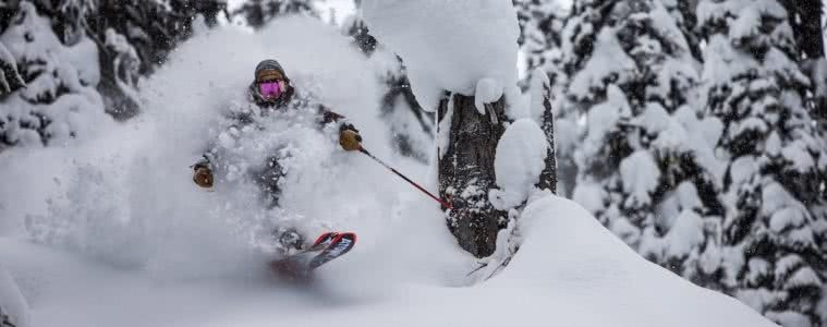 Chris Benchetler - CMH Heli Skiing - Adamants Lodge, atomic, jackson hole, competition