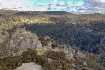 'Get Lost' Near Sydney // 4WD Adventure To The Lost City (NSW), Brooke Nolan, Lost City, rock formations, blue mountains