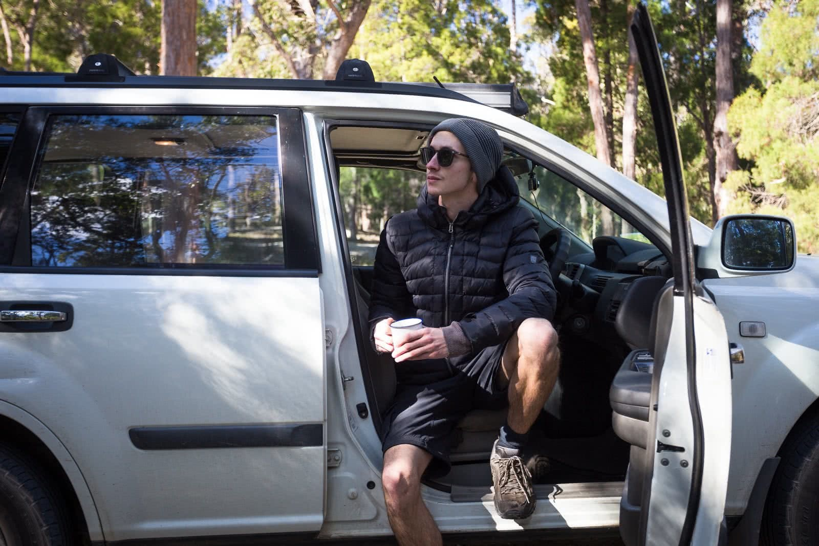 Liam Hardy, Vigilante Vinson Down Jacket // Gear Review, bald rock national park, Explorer