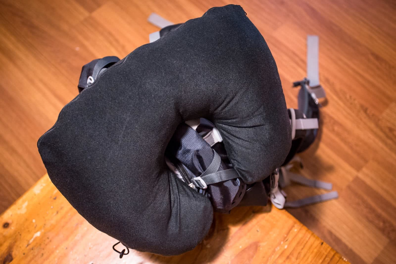 Liam Hardy, Vigilante Vinson Down Jacket // Gear Review, bald rock national park, Explorer, neck pillow