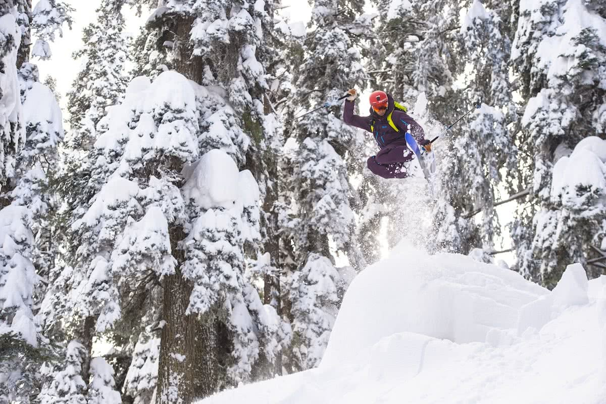 Salomon, jackson hole, competition, skiiing
