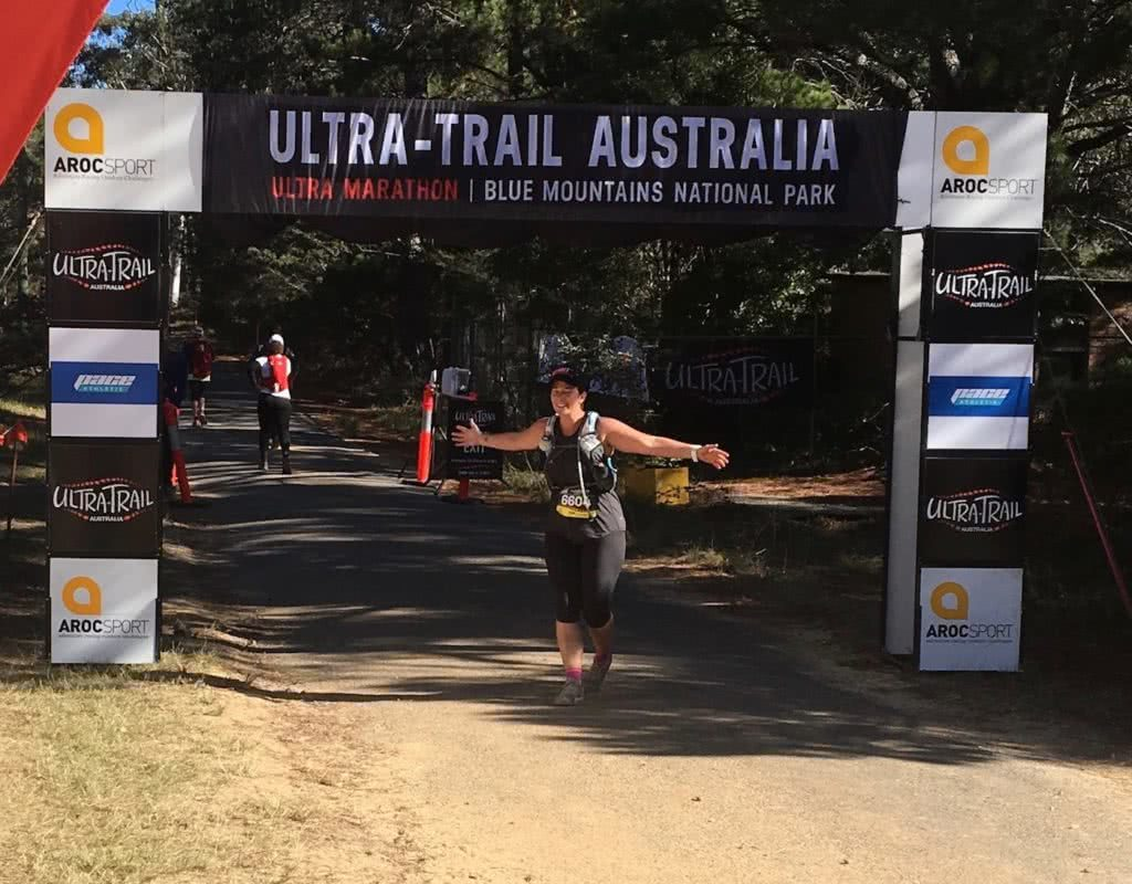 How I survived my first ultra marathon Amy Beggs-French Ultra trail 28km done, 22km to go