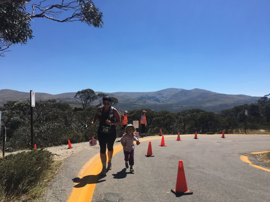 How I survived my first ultramarathon Amy Beggs-French running mountains
