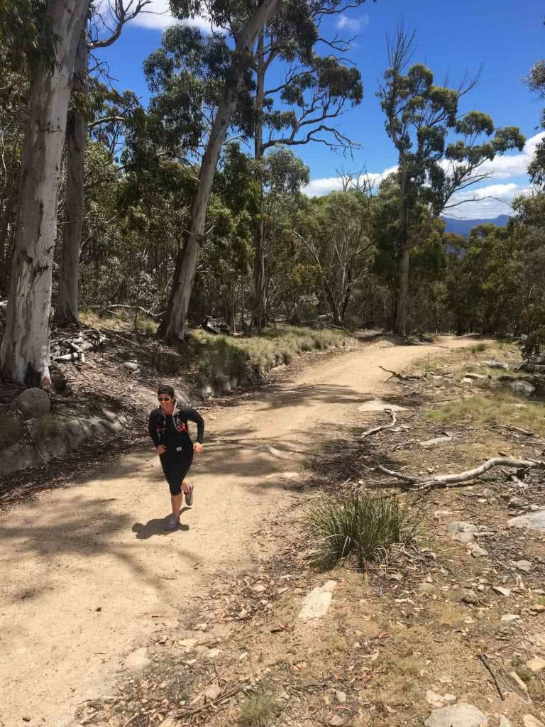 How I survived my first ultramarathon Amy Beggs-French trail running