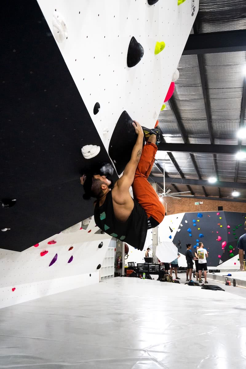We Checked Out Sydney's Newest Bouldering Gym, Jeremy Lam,, Bouldering, 9 Degrees Lane cove