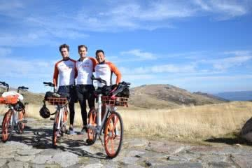 City2Summit // Blood, Sweat and 3 Lousy Gears, James Hackney, bikes, friends, cyclist,