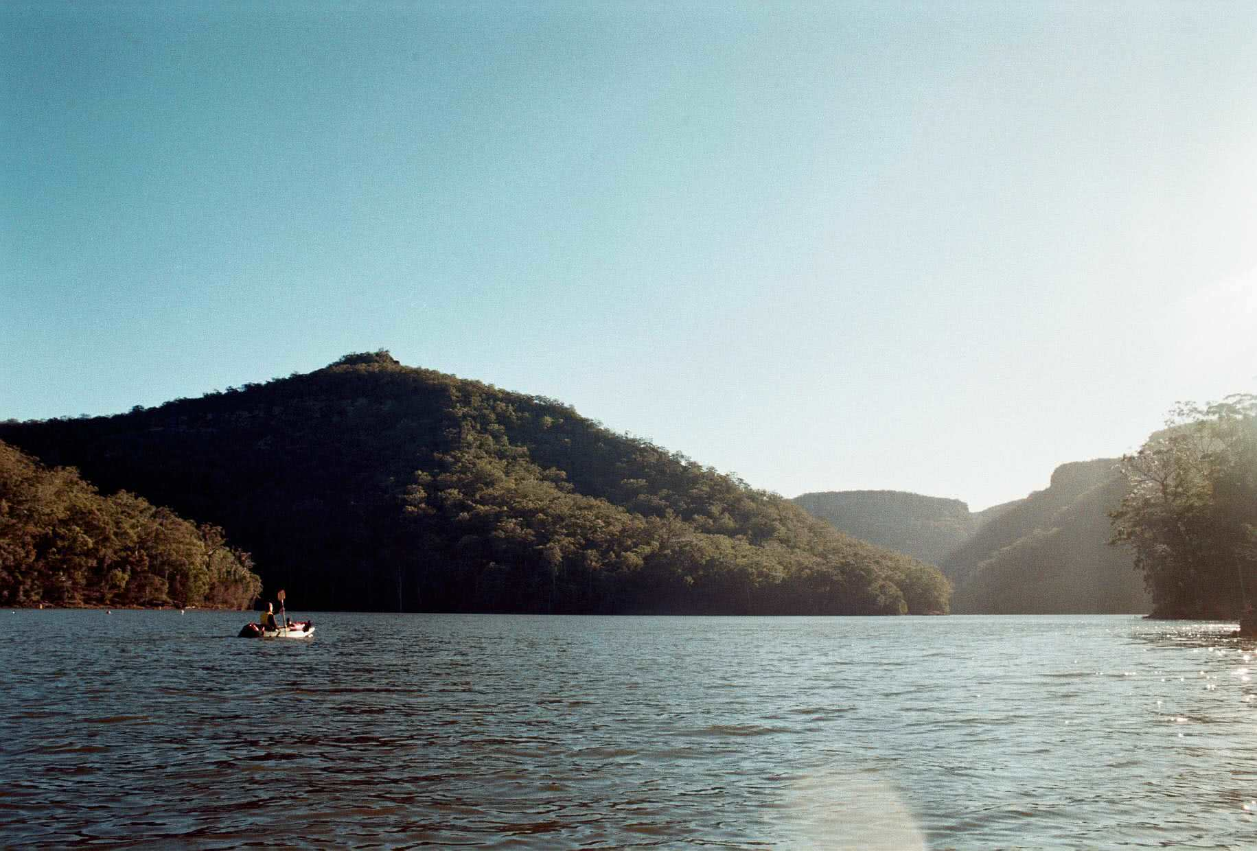 A Notification Vacation // The Cabin Series With Unyoked, photo by Tom Darley, miguel, unyoked cabin, kangaroo valley, kayaking
