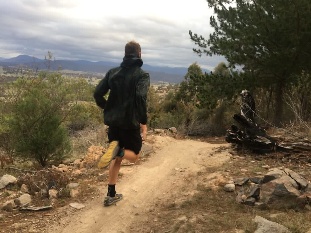 ... test out Patagonia s Nine Trails shorts and t-shirt and their Houdini  Rain Jacket and give us the lowdown on how Patagonia s men s trail running  range ... 06356f916