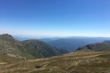 How I survived my first ultra marathon Amy Beggs-French Main Range Track