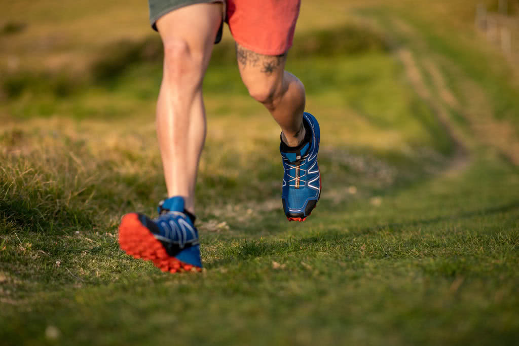 10 Clear Signs That You're A Trail Runner - Scout Hinchcliffe - John Harris Photo - runner shoes