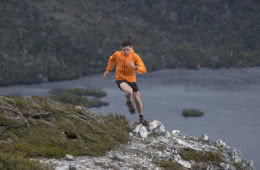 The North Face Pros Reveal Their Favourite Trail Runs, Blake Hose, Tasmania, photo by Mark Watson