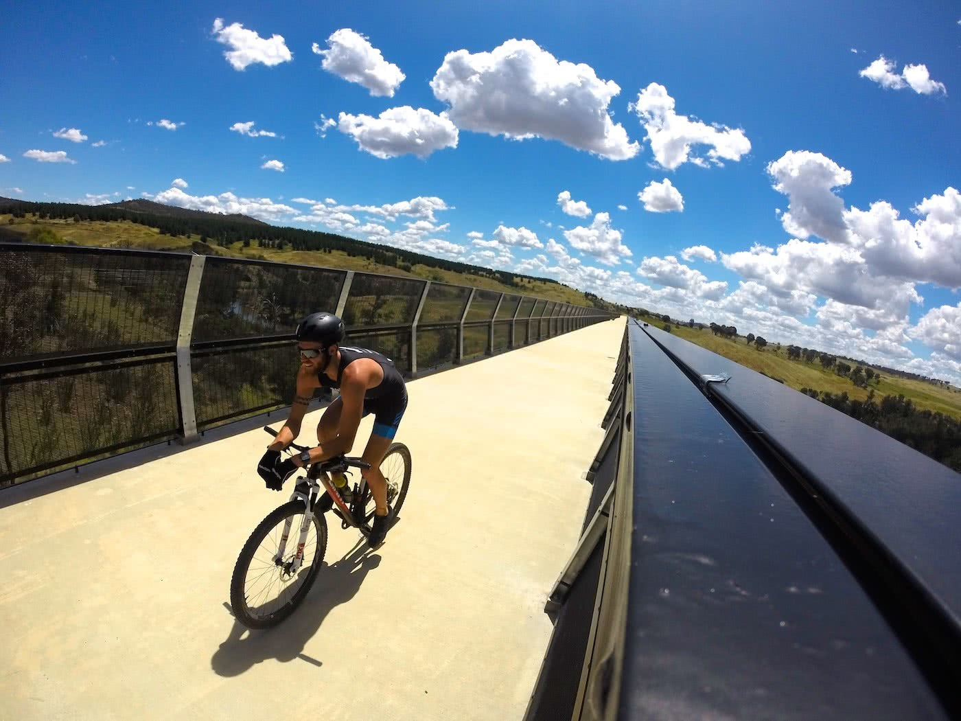 What's It Like To Compete In An Adventure Triathlon?, Rowan Beggs-French, canberra, Australian capital territory, trail running month, cycling