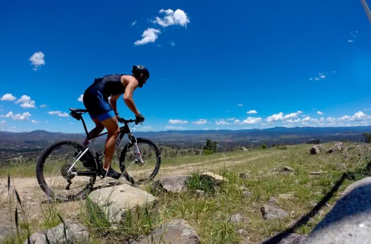 What's It Like To Compete In An Adventure Triathlon?, Rowan Beggs-French, canberra, Australian capital territory, trail running month,