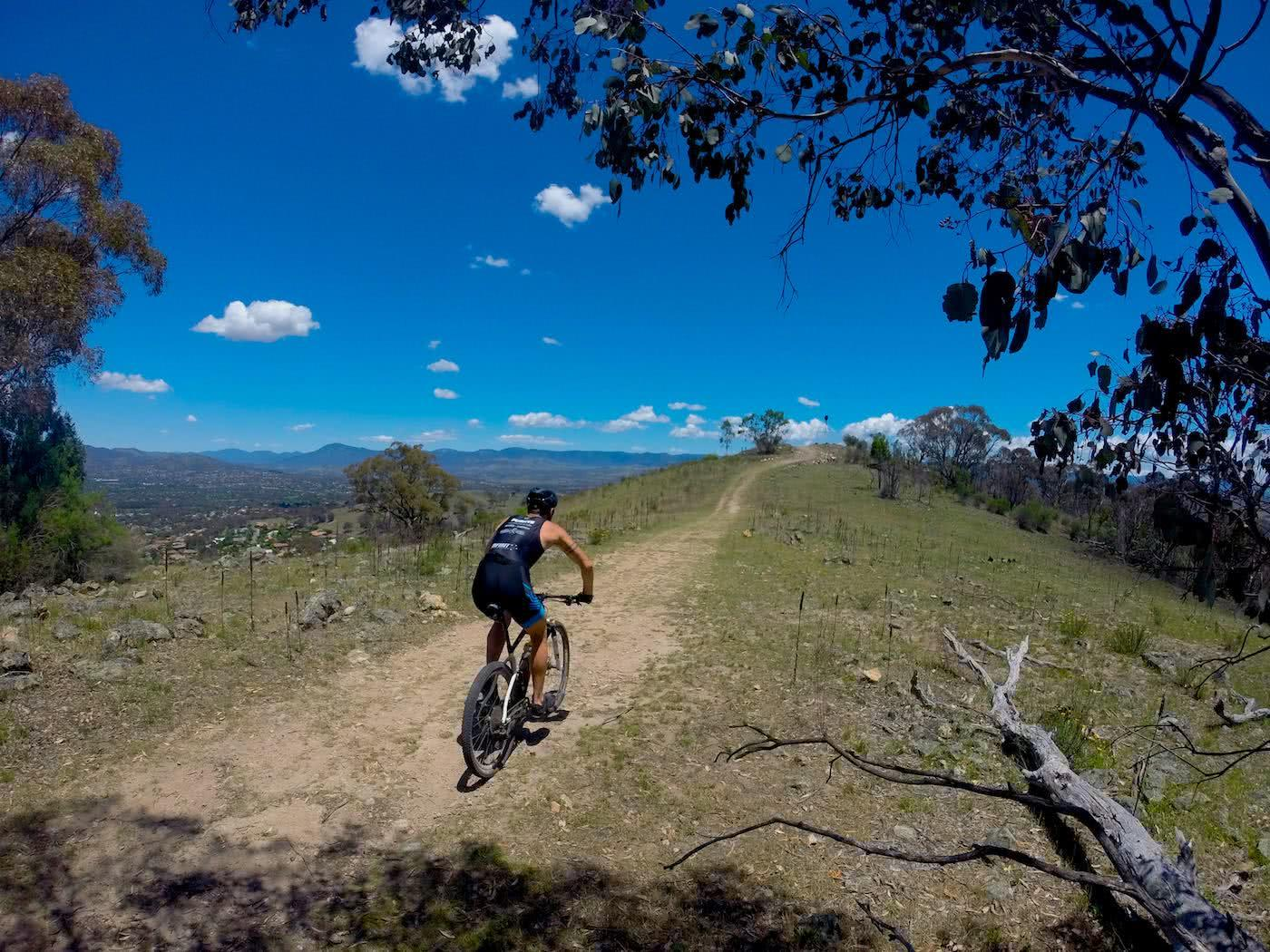 What's It Like To Compete In An Adventure Triathlon?, Rowan Beggs-French, canberra, Australian capital territory, trail running month, cycling, mountain biking