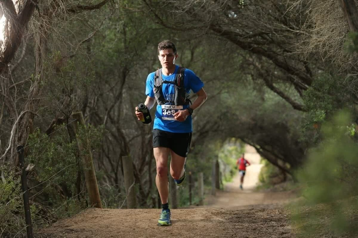 The North Face Pros Reveal Their Favourite Trail Runs, Photo by Rapidascent, Blake Hose, Surf Coast, Great Ocean Walk, trail running