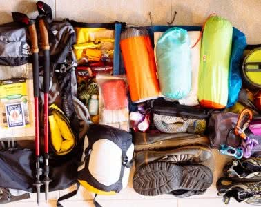 7 Tips For Planning An Adventure Holiday, james stuart, flat lay