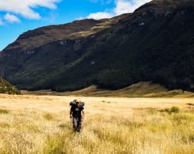 A beginner's guide to rogaining Emily Rowbotham photo by Max Messenger hiking, mountains, valley tall grass