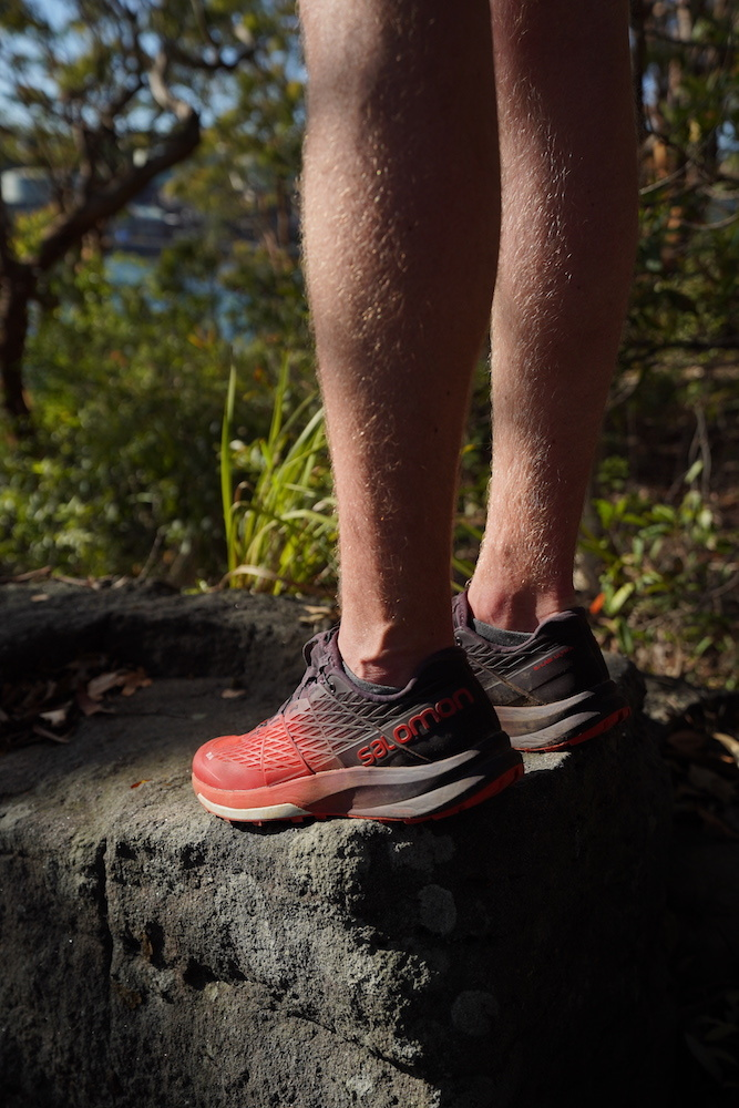 Salomon S/LAB Ultra // Gear Review, photo by Jonathon Tan trail running month,