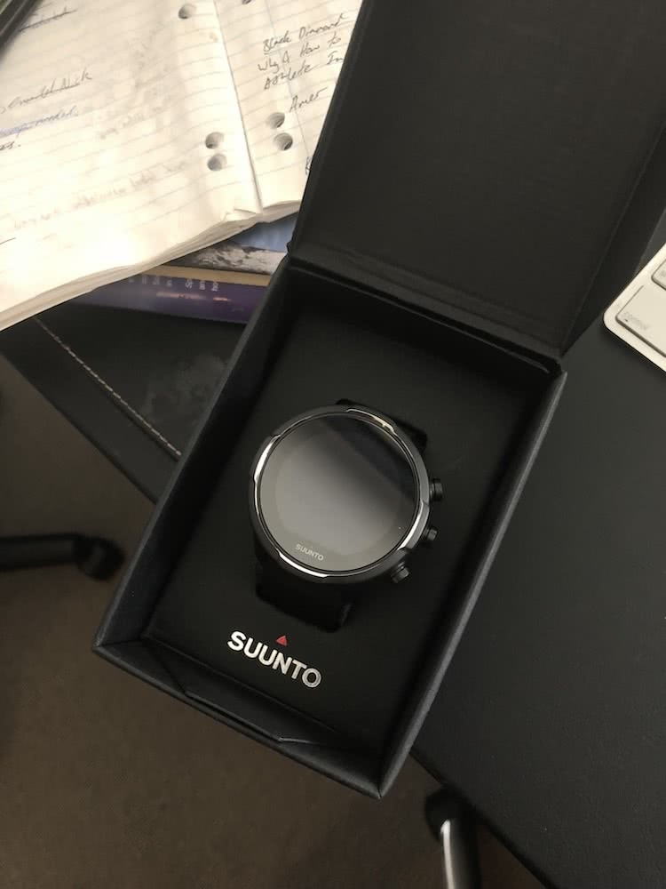 Relive The Battery Glory Days - Suunto 9 Baro // Gear Review, tim ashelford, gps watch, unboxing