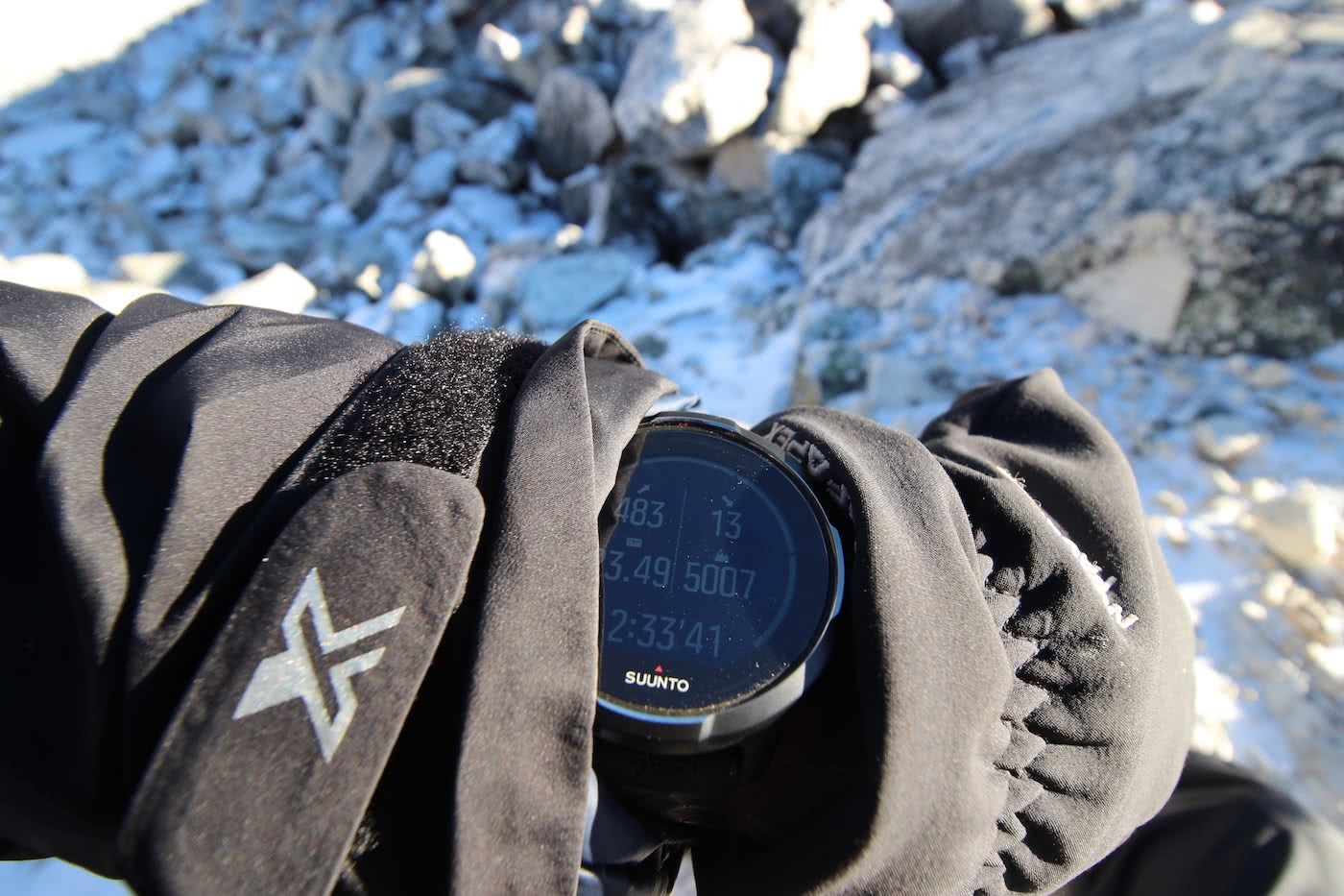 Relive The Battery Glory Days - Suunto 9 Baro // Gear Review, tim ashelford, gps watch, snow