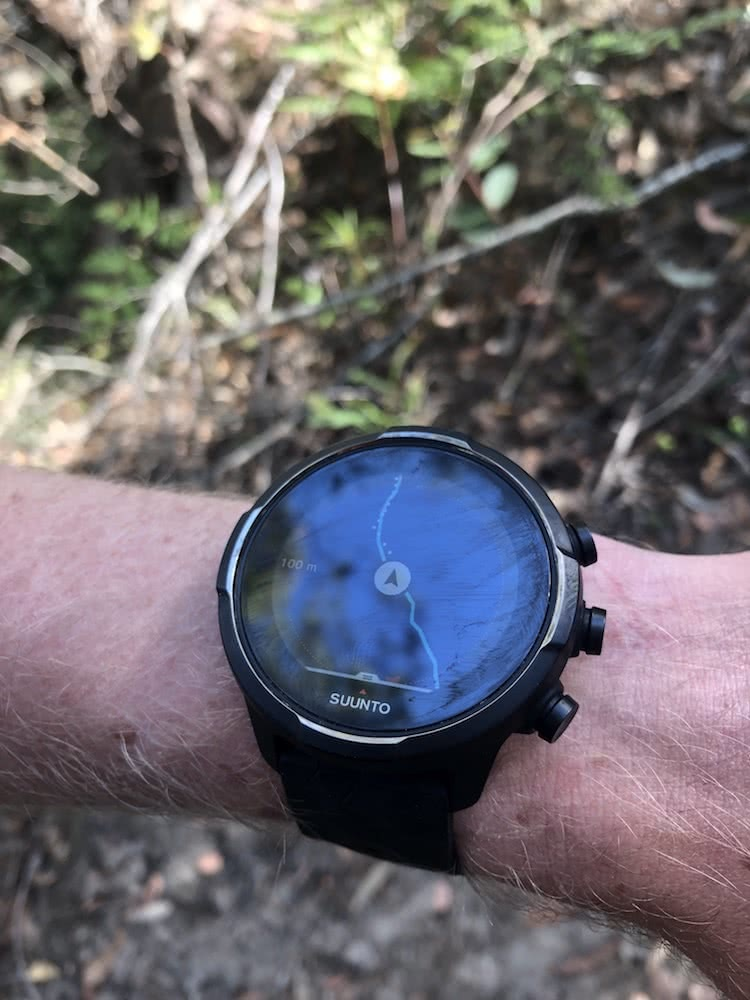 Relive The Battery Glory Days - Suunto 9 Baro // Gear Review, tim ashelford, gps watch, mapping