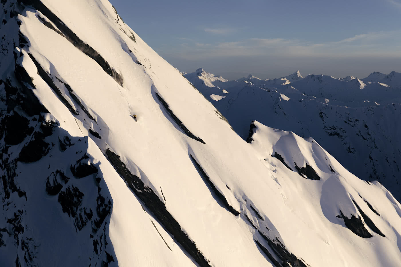 Canon Just Dropped A Stunning Ski Photography Film, photo by Mark Clinton, Canon, skiing, Wanaka, mountains, snow, cameras