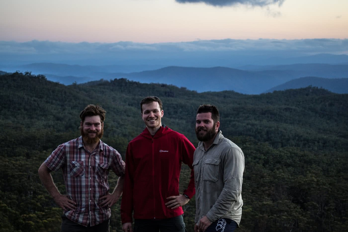 The Best of the New England Highlands (NSW) Dan Parkes mates, view, forest